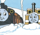 Donald and Douglas (annual story)
