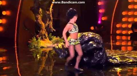 Abby's Ultimate Dance Competition - Asia's solo - Episode 7