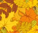 Фон «Осенний»