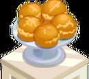 Sesame Tapioca Bread
