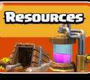 Construções de recursos