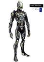 Concept Art - Godzilla Final Wars - True Xilien 1.png