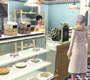 Пекарня «Радость сладкоежки»