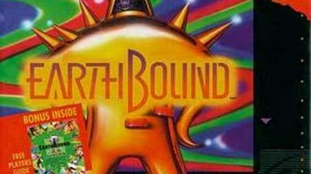 Because I Love You Earthbound Music