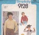 Simplicity 9128 A