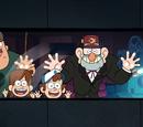 Mabel's Scrapbook: Heist Movie