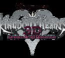 Kingdom Hearts 3D: Dream Drop Distance/Gallery