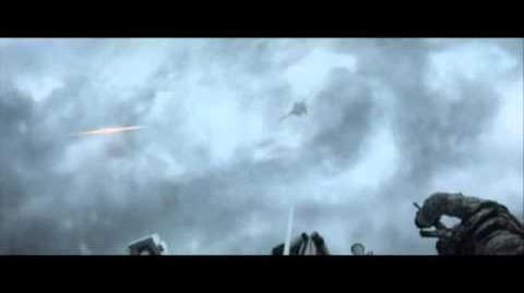 Godzilla 2014 - Muto Roars (fanmade)