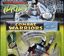 Combat Warriors Shredder (2005 action figure)