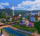 Worlds in The Sims 4