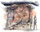 Concept Art - Godzilla Final Wars - Shobijin Cave 1.png