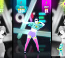 Songs in Just Dance 2015 China