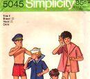Simplicity 5045 A