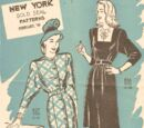 New York Gold Seal Patterns February '46
