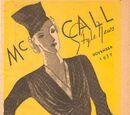 McCall Style News November 1937