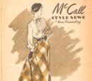 McCall Style News March 1948