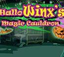 Hallowinx's Magic Cauldron