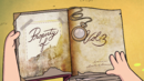 S1e1 3 book property of.png