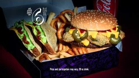 Would You Rather? - $6 Jack's Munchie Meal™ - Hella-Peño Burger - Jack in the Box® Commercial