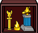 Estante para Trofeos