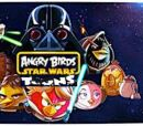 Angry birds star wars toons