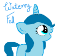 Waterry Fall