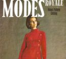 Modes Royale Home Pattern Catalog Fall and Winter 1969-70
