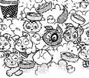 Filhotes do Mingau e da Aveia