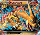 Mega Charizard Cards