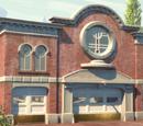 Radiator Springs City Hall