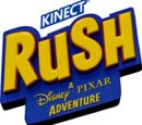 Kinect Rush: A Disney Pixar/Adventure