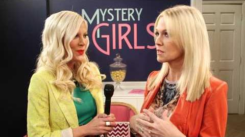 ABC Family's New Original Comedy MYSTERY GIRLS Tori Spelling & Jennie Garth - Part 2