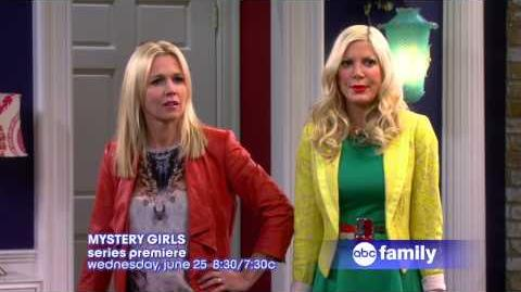 MYSTERY GIRLS Series Premiere Wednesday, June 25 at 8 30 7 30c Official Preview 3