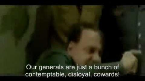 Downfall Famous Bunker Scene (Actual Translation)