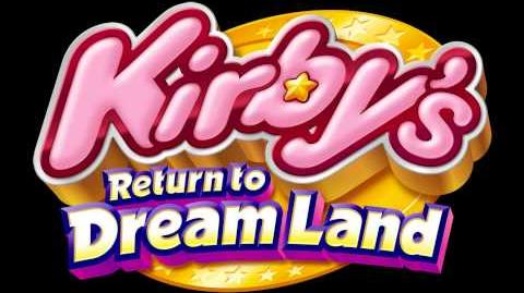 Another Dimension - Kirby's Return to Dream Land Music Extended