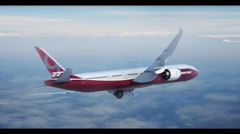 Introducing the new Boeing 777X