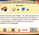 Master Armor of Massacre