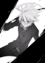 BlazBlue Bloodedge Experience Part 1 (Black and white illustration, 7).png