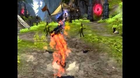 Flame Locust EX