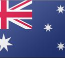 Australijskie drużyny