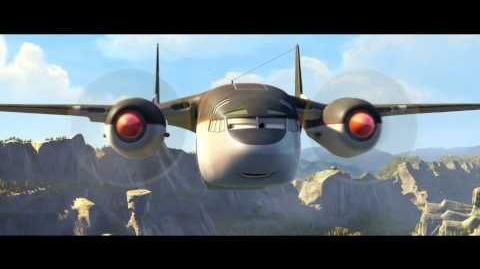 """""""Perfectly Good Airplane"""" Clip - Planes Fire & Rescue"""