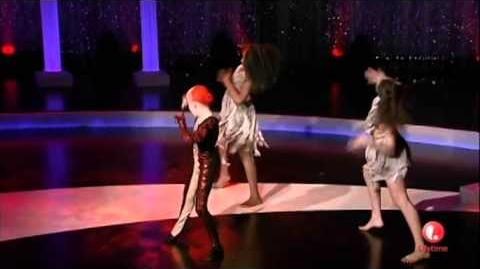 AUDC S02E03 Hades's Lost Souls Trio JoJo,Gianna & Chloe