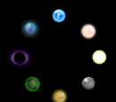 The Elemental Orbs