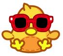 Cuddly DJ Quack
