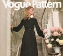Vogue International Pattern Book December 1970/January 1971