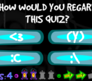 Question 88 (The Insurmountable Quiz)