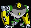 Armodrillo (Earth-96)/Dimension 29