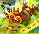 Геймплей Angry Birds Epic