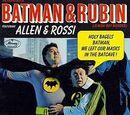 DC COMICS: Batman '66 (Batman & Rubin The Jewish Boy Wonder LP)