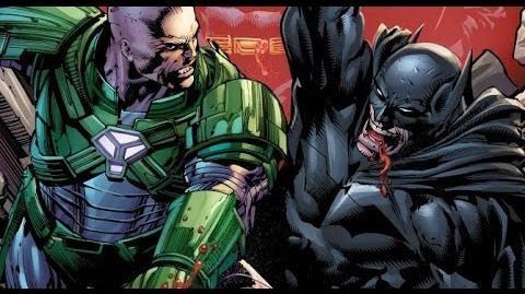 Hatebunny/Comic Book Showcase - Episode 12: Forever Evil